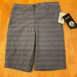 Boys Volcom shorts, size 10 slim. NWT